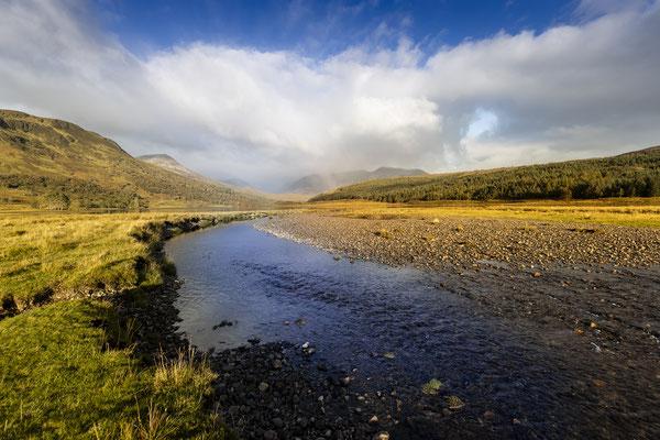 Near Loch Clair