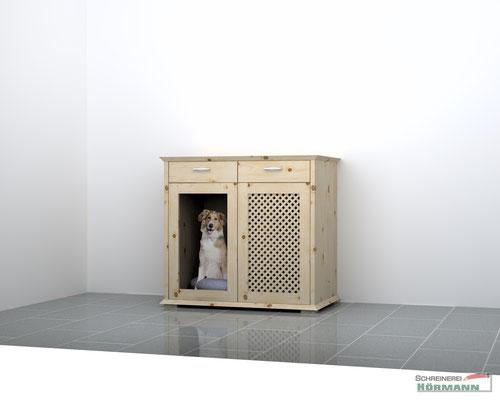 Entwurf Hunde-Rückzugs-Möbel
