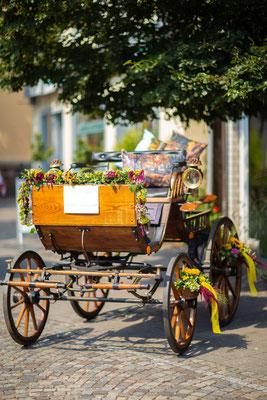 Historischer Markt Bad Essen - Historische Kutsche
