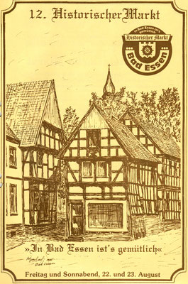 Werbeblatt Teil 1 - 1986