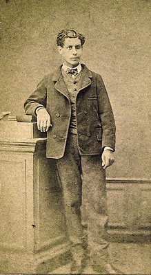 Isidore Ducasse, comte de Lautréamont