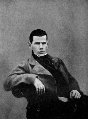 Comte Léon Tolstoï