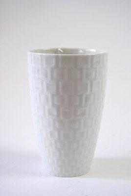 Vase weiss 3