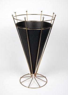 50s Umbrella Stand, Mid Century, Schirmständer 50er Jahre, Panton Tüte, Cone Chair, Fifties, 50s, 60s, 70s,