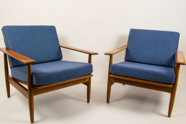 Easy Chair, 60s Scandinavian,