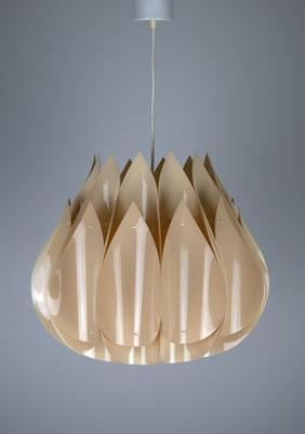 Zicoli Leuchte, 60er Jahre Lampe, Italian Design, Designklassiker, Vintage Leuchte, 70s, 70er Jahre, Hängeleuchte, Hängelampe,
