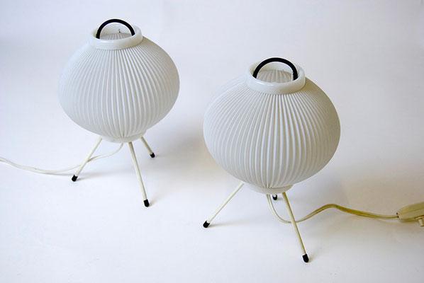 Nachttisch Lampen 1960s Heifetz