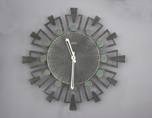 Diehl Wanduhr 60s, Diehl Electronic, Mid Century, Diehl Uhr, Wall Clock 60s, 60s, 70s, 50s,