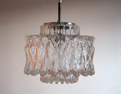 #Limburg #Hängelampe #Sunburst #P911 #Glashütte Limburg #Limburg Pending Lamp #60s #50s #70s