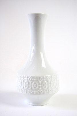 Vase weiss 1