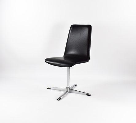 Drehstuhl 70er Jahre, Swivel Chair 70s, Stahlrohrstuhl, Bauhaus, Mid Century,