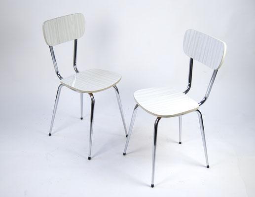 Resopal Stühle, 70er Jahre, 70s, Küchenstühle 70er Jahre, RESOPAL 70s, Kantinenstühle 70er,