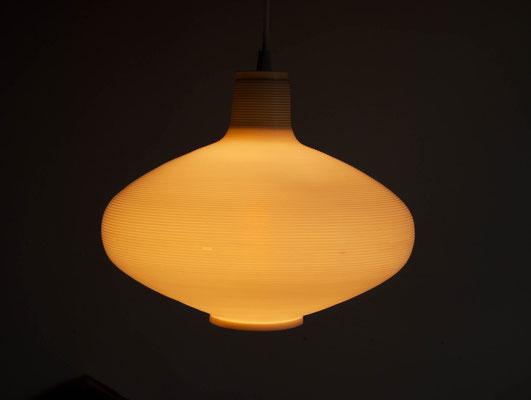 #Rotaflex #Heifetz #Hanginglamp #60s #70s #50s #Ceilinglamp #Hängelampe #60er Jahre #Yasha Heifetz