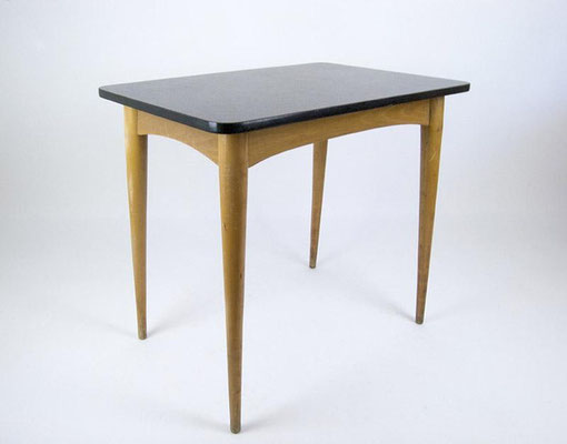 1950s Kitchen Table Resopal and Wood