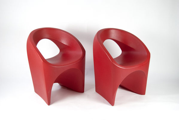 Jet Chairs by Valerio Bottin