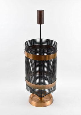 Schirmständer 1960er Jahre, Vintage Umbrella Stand, Jaques Adnet, French Design, Copper, Mid Century, 60s, 70s,