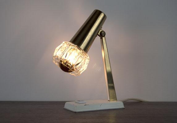 Nachttischlampe, Tischlampe, 60er Jahre, 70er Jahre