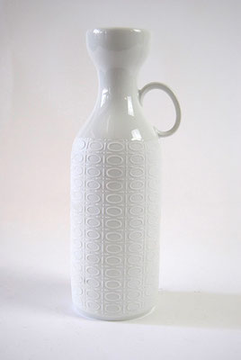 Vase weiss 4