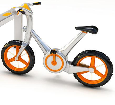 Shanghai Public Bicycle Design