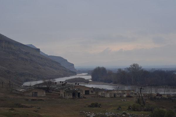 in den Bergen bei Gori