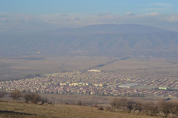 Tserowani - Flüchtlingslager