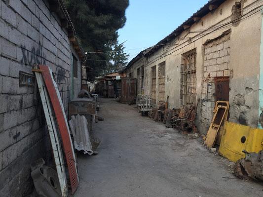 In Didube/Tiflis
