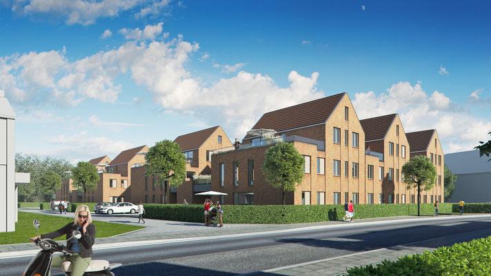 Wohnbebauung Wiedenbrück