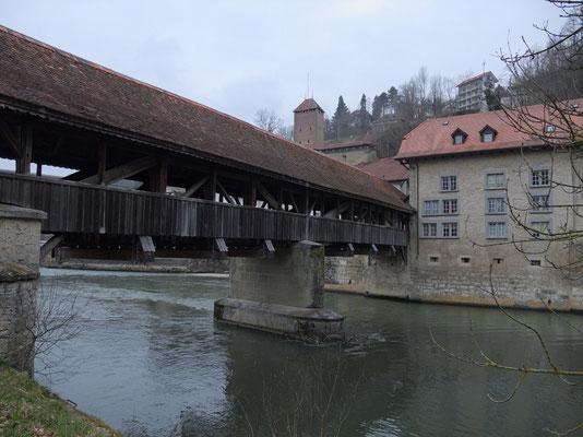 Der Pont de Berne aus dem 17. Jahrhundert
