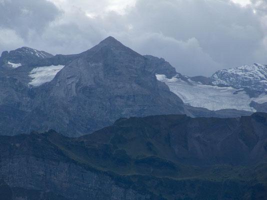 Beim Urirotstock schmelzen die Gletscher