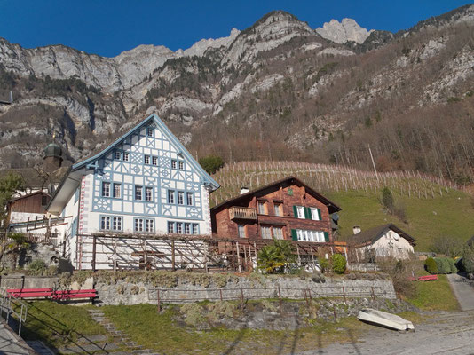 Postkartenidylle in Quinten