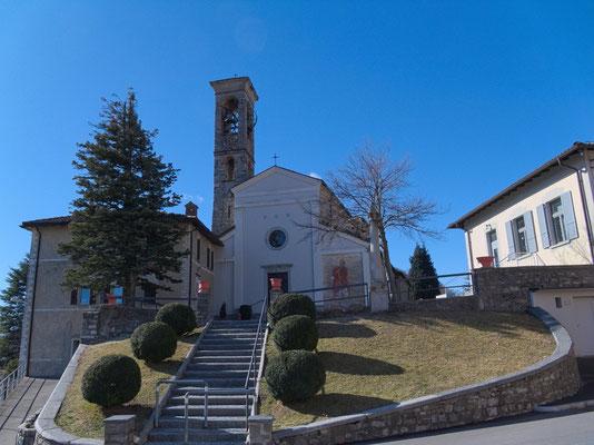 Pfarrkirche San Fedele in Brè Paese