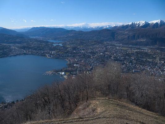 Bucht von Lugano