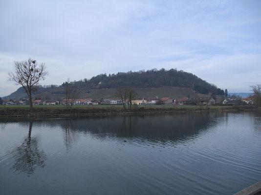 Sugiez und Mont Vully