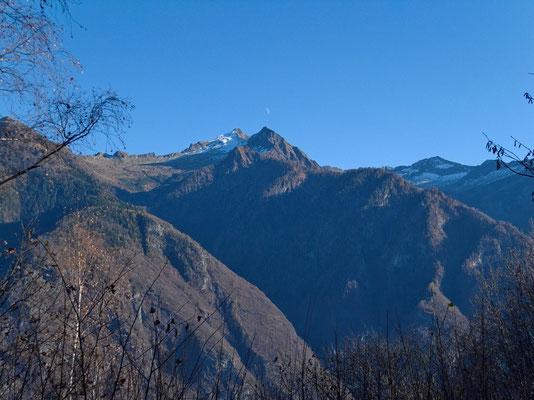 Misoxer Berge - Val Cama - Pizzo Paglia
