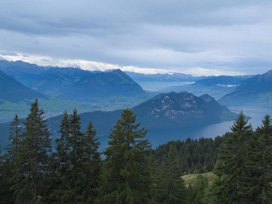 Bürgenstock, Stanserhorn, Berner Alpen