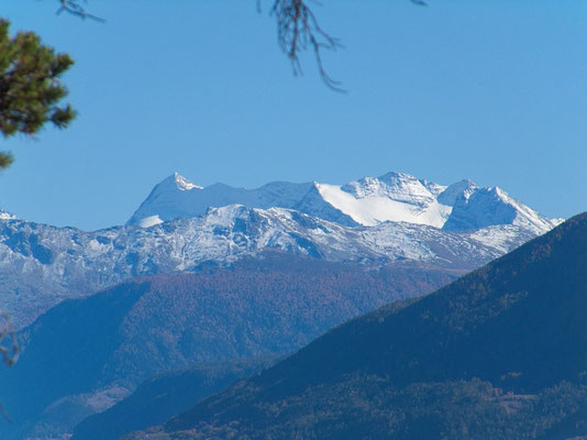 Zoom zum Monte Leone