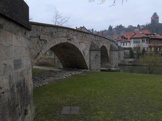 Der Pont du Milieu