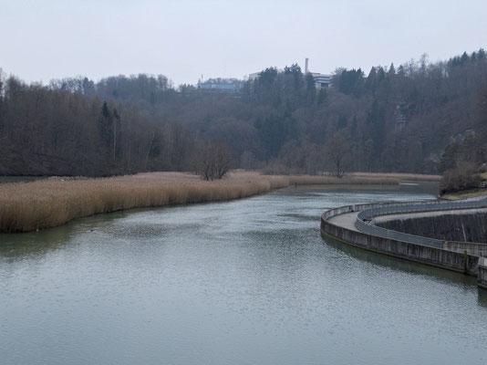 Barrage de la Maigrauge