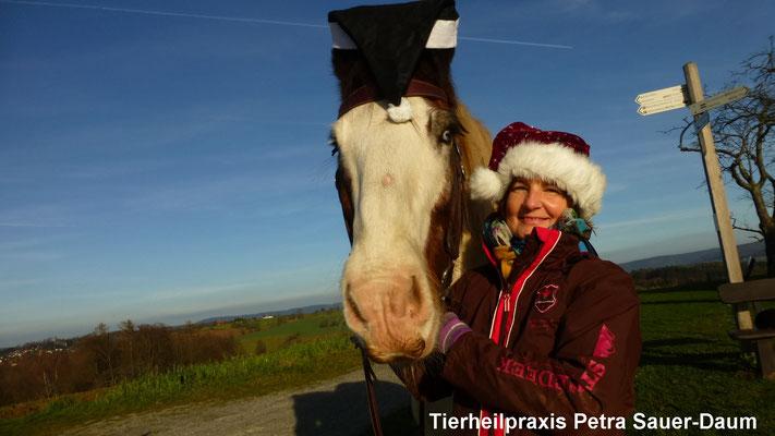 Derry & Petra an Weihnachten 28.12.2015