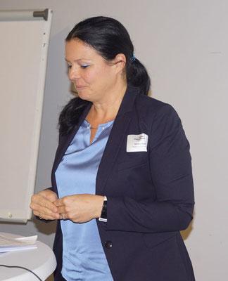 Foto: Medienfrau Doris Schulz - Cross-Mentoring-Programm