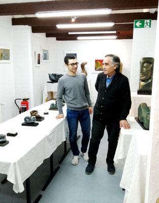 Ausstellung   Faisal Al Hasan   März 2020