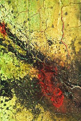 Die Ruhe | 30 cm x 40 cm | Digitalfotografie (Wabi-Sabi) | 2020