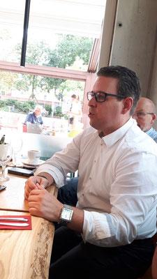 Bundestagskandidat Frank Schniske
