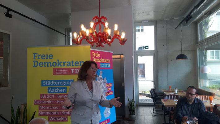 Ulla Thönnissen, CDU