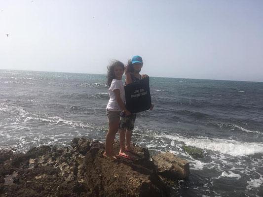12/07/19- Mostaganem (Algérie) - Rym & Assia