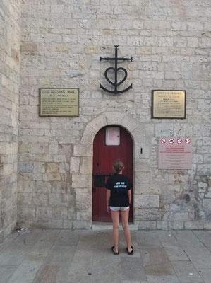 22/07/19 - Eglise des Saintes Maries de La Mer (34) - Enolya