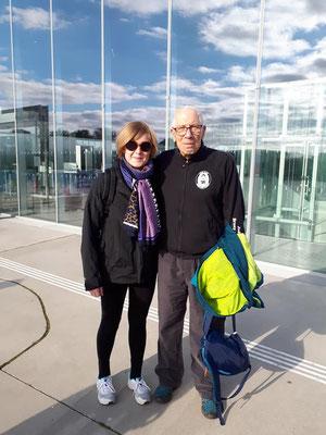 Randonnée - La route du Louvre - Lens (62) - Hélène et Alain