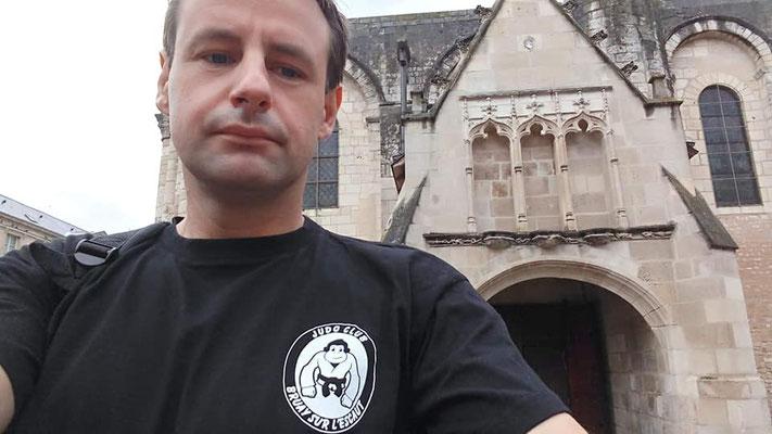 26/07/19 - Eglise La Grande - Poitiers (86) - Stéphane