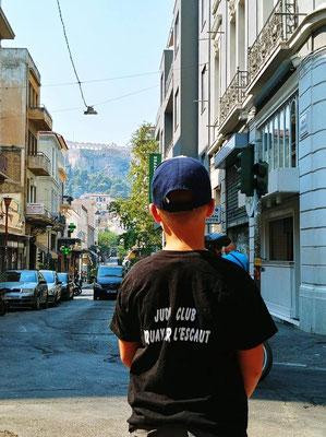 13/08/19 _ Athènes (Grèce) - Titouan