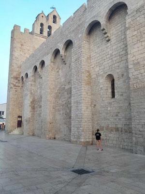 22/07/19 - Eglise des Saintes Marie de La Mer (34) - Enolya